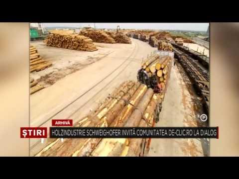 Holzindustrie Schweighofer invită Comunitatea de clic ro la dialog