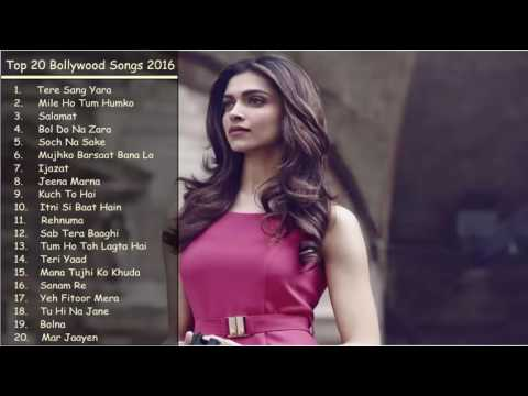 Top Bollywood Songs 2016   Best of Bollywood   New & Latest Songs Jukebox   YouTube