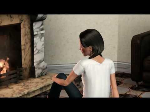 Видео симс 3 клип котёнок в колодце