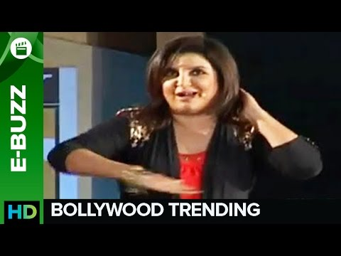 Farah Khan - The event was the promotion of the new season Indian Premiere League - 'IPL' which is all set to start this April. At the event Vishal Shekhar were spotted d...