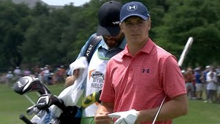 Jordan Spieth records first birdie of Round 3 at AT&T Byron Nelson by PGA TOUR