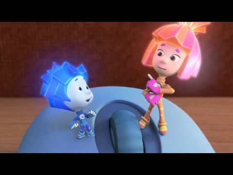 Фиксики - Интернет | Познавательные образовательные мультики для детей, школьников (видео)