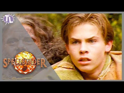 The Labyrinth | Spellbinder - Season 1 Episode 9
