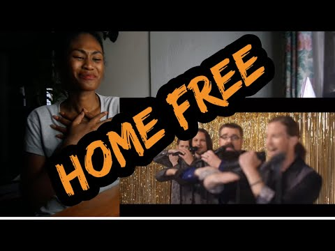 Keith Urban - Blue Ain't Your Color (Home Free) | Reaction
