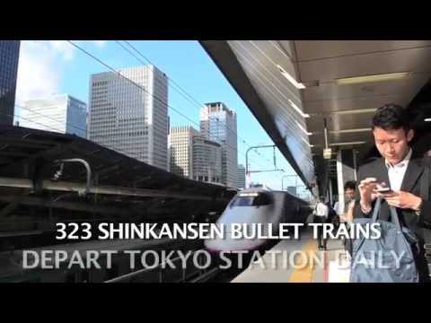 How Japan Cleans Its Bullet Trains In 7 Minutes Flat