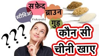 Weight loss tips  Weight loss motivation  Sugar For Weight Loss  sugar good or bad   चीनी के नुक्सानSugar - Best Sugar Substitutes  Which Sugar Is Best To Manage Weight  Which Sugar is Good  Which Sugar to Use / Choose?Find your answers right in this video! Watch this video in English- https://youtu.be/qZhgMAhlbM4Stevia for Weight Loss  Sugar Substitute for Weight Loss - https://youtu.be/doUQj2ulci8Click this link to buy SteviaIndia http://amzn.to/2lZh1tpUS http://amzn.to/2tmIAk2UK http://amzn.to/2kDAwqCClick this link to buy Honey CinnamonIndia http://amzn.to/2nHXbIzUS http://amzn.to/2pwwNy3UK http://amzn.to/2p9HlXfCanada http://amzn.to/2skzt4qSome of my Meal Plans are:----------------------------------------------900 Cal Egg Meal Plan : https://youtu.be/aGtwMA5_mUoFat Free Body Meal Plan - https://youtu.be/MQDn4VmLuk8Indian Meal Plan https://youtu.be/CgjfzLMmGV0Oats Meal Plan - https://youtu.be/tur7rJqDDG8Diabetes Meal Plan /PCOS - https://www.youtu.be/wiHW656mPKcVeg Meal Plan - https://www.youtu.be/08b10HacTyEVeg Meal Plan 2 - https://www.youtu.be/bhveWaXUW1IFlat Belly Diet Plan - https://www.youtu.be/8GjXS8j9lNYRaw Meal Plan - https://youtu.be/TIkTBjWJvj8Flat Belly Diet Drink - https://youtu.be/7bXptNXoq28Flat Belly Diet Drink 2 - https://youtu.be/Y4g6WQcgPJoKeto Meal Plan - https://youtu.be/BlKj2aWp0F4Hair Meal Plan https://youtu.be/dCpCgrlA4q4PCOS / PCOD Meal Plan - Veg: https://youtu.be/G8gruFPoeQ4PCOS Meal Plan - Non Veg : https://youtu.be/J-HAXiF00s0Thyroid Meal Plan : https://youtu.be/6UHbEgeDFG4Ramadan Meal Plan : https://youtu.be/fYc0hFJlKq8Green Coffee - https://youtu.be/J37zKZSM8z8Military Diet Plan : https://youtu.be/lnu0hMfwgE4