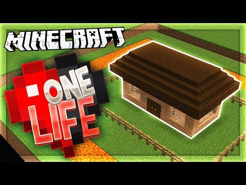 THE MOST SECURE HOUSE EVER! | One Life SMP #7 (видео)