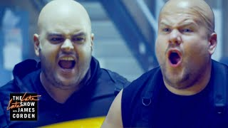 Josh Gad & James Corden Were Fired from 'Hobbs & Shaw'