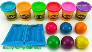 Video Learn Colors and Making Ice Cream Popsicle with Play Doh Balls Surprise Toys Shopkins Mini Packs MP3, 3GP, MP4, WEBM, AVI, FLV September 2018