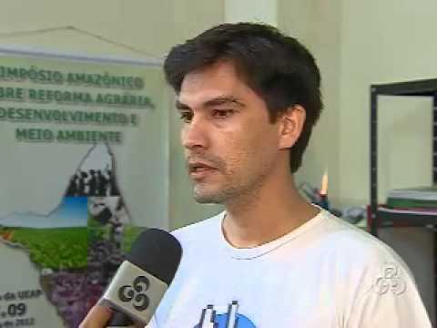 Matéria TV AMAPA: ação do FACADE em Tartarugal Grande (04-04-2013)