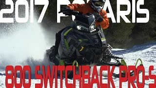 7. STV 2017 Polaris 800 Switchback PRO-S