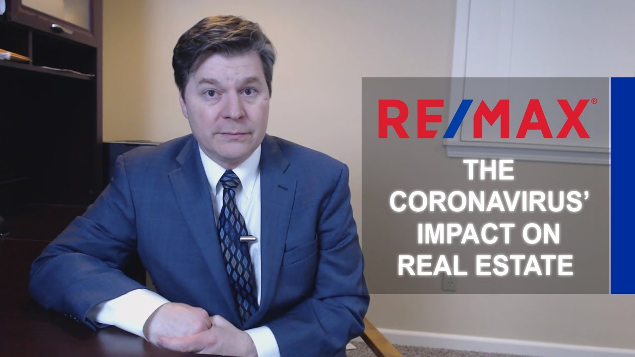 Has the Coronavirus Affected the Real Estate Market Yet?