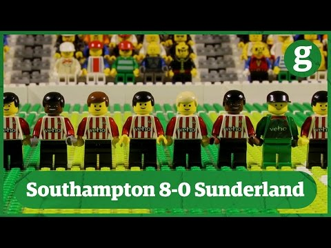 Sunderland - Gus Poyet and Sunderland made a 653-mile round-trip to Southampton off the back of their first win of the season, only to concede 8 goals in a frantic and incompetent performance. Subscribe...