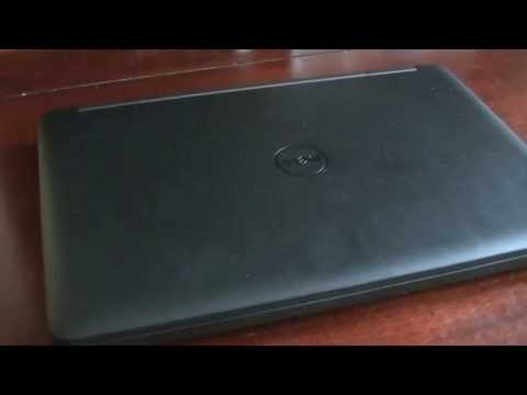 Dell Latitude E5540 - Unbox