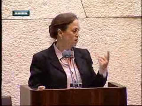 Did Ruth Calderon's inaugural speech in the Knesset speak to all Israelis, regardless of race, ethnicity, or creed? Zachary Braiterman doesn't think so.