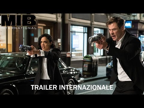 Preview Trailer Men in Black: International, trailer ufficiale italiano