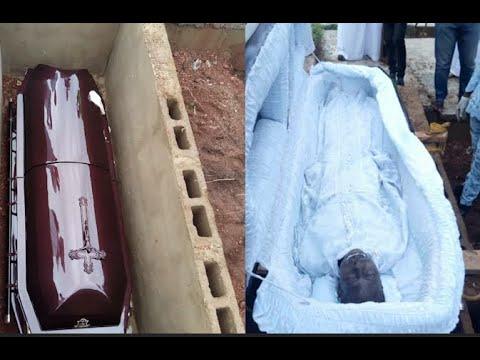 This Will Make You Cry! Late Yoruba Actro Pa Kasumu Kayode Odumosu Buried Today In Abeokuta