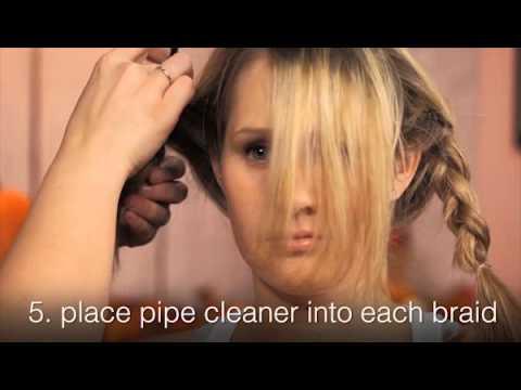 How To Get Pippi Longstocking Braids