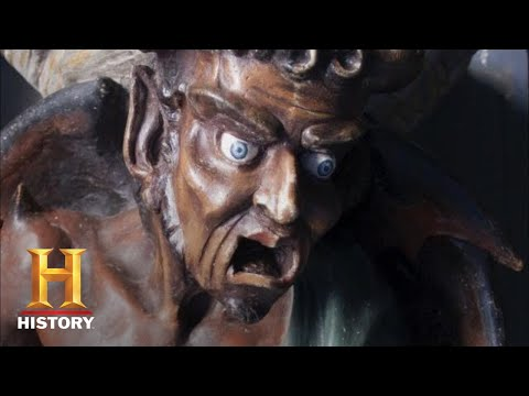 Ancient Aliens: HIDDEN TREASURE HOLDS EXTRATERRESTRIAL POWER (Season 7) | History