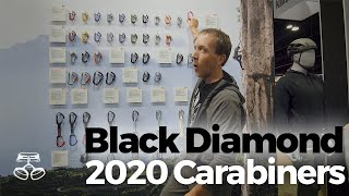 2020 Black Diamond Carabiners by WeighMyRack