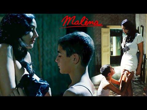 Malèna (2000) Monica Bellucci Movie Explained Hindi/Urdu, Malena Italian Movie Explained Ending