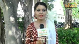 Sandra Jose talks about Dharani Movie Success