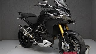 4. 2011  DUCATI  MTS1200S MULTISTRADA 1200 S TOURING - National Powersports Distributors