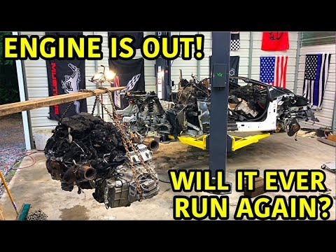 Building A Custom Supercar Part 2