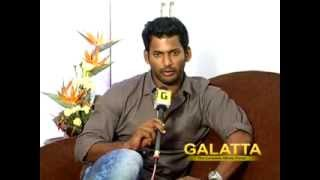 Vishal Talks about Lakshmi Menon