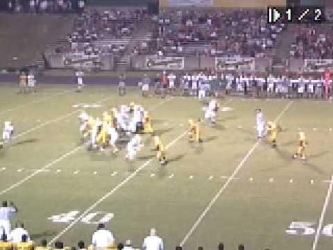 Justin Jackson High School Highlights 2008 video.