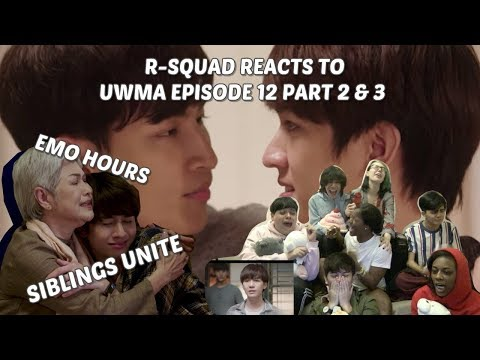 (CHAOTIC) Until We Meet Again Ep 12 part 2 3 | R-SQUAD Reaction Commentary | ด้ายแดง видео