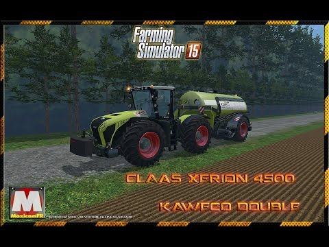 CLAAS Xerion 4500 v2.0