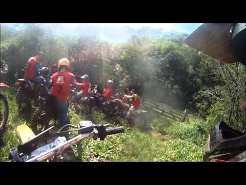 Tarde de Trilha com os Locomoteiros - Salto do Lontra, PR - 04/10/14 - Lucas da Silva RM 250 2t