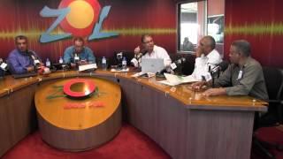 Agripino Parra y Rafael Morel anuncian 1er. Simposio del Foro Participativo Comunitario Villa Juana