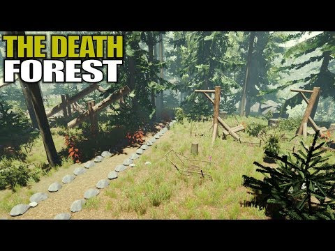 THE DEATH FOREST | The Forest | Let's Play Gameplay | S14E37