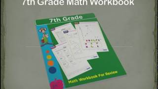 https://eworkbooks4kids.com/product/7th-grade-math-workbook-download/ - 7th Grade Math Workbook download link  Pdf worksheets for kids. Here is a collection of math tests which teachers and parents can use to teach kids both at home and in the classroom. Several topics are covered like algebra, geometry, consumer math, logic, proportions, number theory and more. Get a copy from the link below. Background sound source: bensound.com