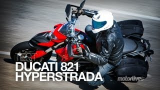 9. TEST | DUCATI HYPERSTRADA 821