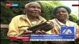 Judges give different views on Woman to Woman unions in Kenyan society