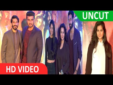UNCUT: INDIAN ACCENT HOST RED CARPET DINNER & GET TOGETHER FOR MIRZYA