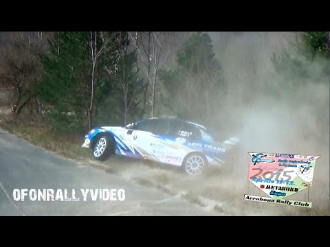Metabond Kupa 2015- Crash & Action-ofonrallyvideo
