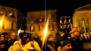 Ripatransone Italy  city photos : Ripatransone ( ap ) Italy Marche - CAVALLO DI FUOCO TRAILER - 3 APRILE 2016 ore 21,00