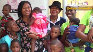 A Visit to Royal Diamond Orphanage Home in Lagos by Women Arise Team.