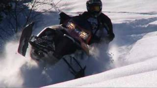 9. SnowTrax Tests 2010 Polaris 800 Dragon Switchback
