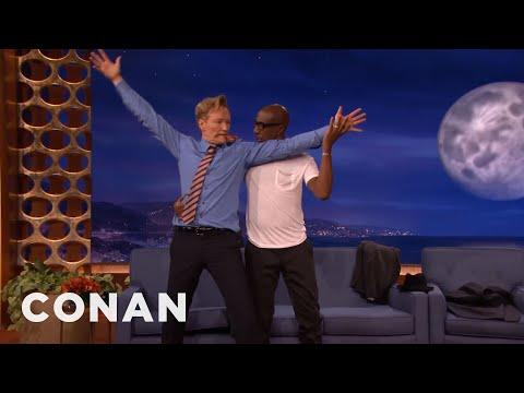 Conan tančí tango a slaví miliardu zhlédnutí