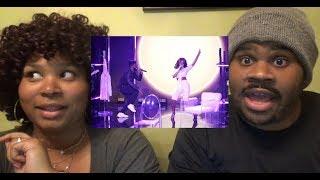 KHALID & NORMANI - LOVE LIES (LIVE) - REACTION