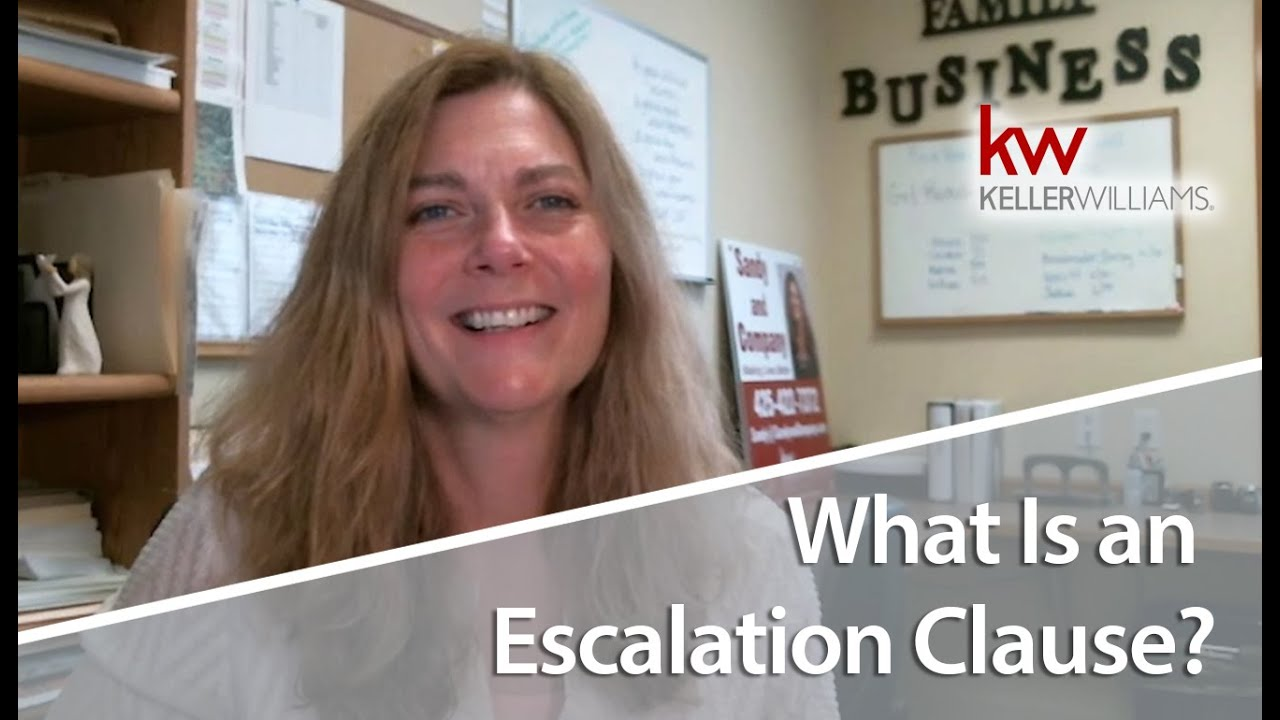 How Can An Escalation Clause Help You?