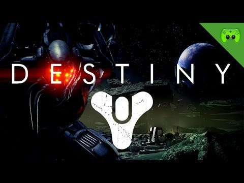 DESTINY ALPHA # 4 - Instanz und erster Boss «» Let's Play Destiny Alpha PS4 | Full HD