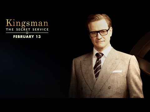 Kingsman: The Secret Service (Featurette 'Meet Harry')