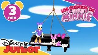 Video Disney Junior España | Los cuentos de Minnie: Aporreando el piano MP3, 3GP, MP4, WEBM, AVI, FLV Juni 2017