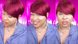Hey Luvs! Thank you so much for watching my video! Please take the time to Thumbs Up, Leave a Comment and Share my video on your social media. Thank you! XOXO! Watch In HD!SHOP HERE FOR SAGA REMY MILKY WAY MULBERRYhttp://www.divatress.com/saga-remy-wig-mulberry.htmlCOLOR # OM1B99J/530DESCRIPTIONTake a walk on the wild side when you wear the Saga Remy Wig – Mulberry. The Mulberry has a short, yet sleek, look that will be sure to turn heads no matter where you are. An adjustable strap at the nape ensure that the piece will fit and remain snug, secure and comfortable, regardless of when and where you wear it. Made out of 100 percent Remy hair, the Mulberry comes in a variety of shades, from solid colors like black and brown, to shades of red and gold. It will fit ever and any look that you choose. Each Saga Remy Wig – Mulberry is hand selected, so you know you are getting the highest quality from the start. Get yours today and take your style up a notch! Color Shown: OM1B/99J/530THE COCONUT OIL ECO STYLER GEL IS OUT OF STOCK BUT HERE'S THE LINK TO THE OLIVE OIL ONE.http://www.divatress.com/eco-styler-olive-oil-professional-styling-gel-8-oz.html😍SNAPCHAT- SEXXYFARRAH😊Follow me on Instagram😊 https://www.instagram.com/donna_alise/😊Friend Me on Facebook 😊https://www.facebook.com/Donna-Alise-212010242199270/notifications/